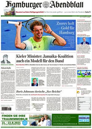 Hamburger Abendblatt (02.08.2021)