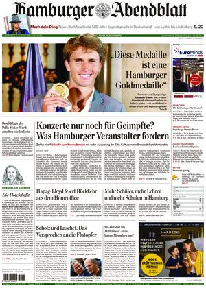 Hamburger Abendblatt (04.08.2021)