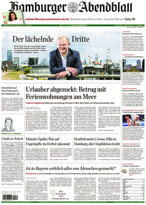 Hamburger Abendblatt (05.08.2021)