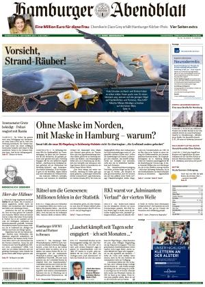 Hamburger Abendblatt (09.09.2021)