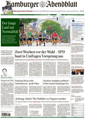 Hamburger Abendblatt (13.09.2021)