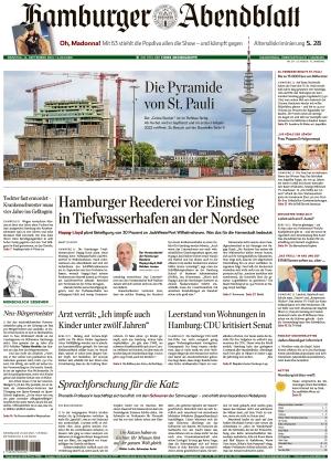Hamburger Abendblatt (14.09.2021)