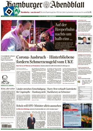 Hamburger Abendblatt (15.09.2021)