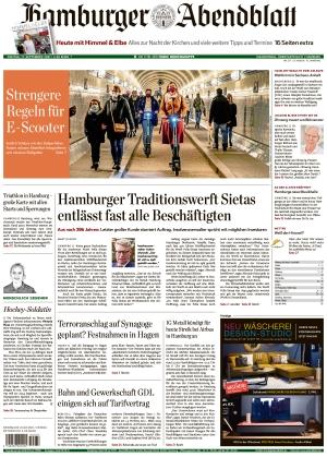 Hamburger Abendblatt (17.09.2021)