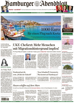 Hamburger Abendblatt (23.09.2021)