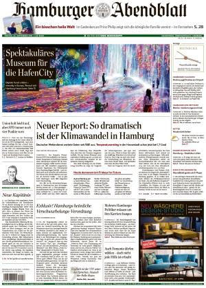 Hamburger Abendblatt (24.09.2021)