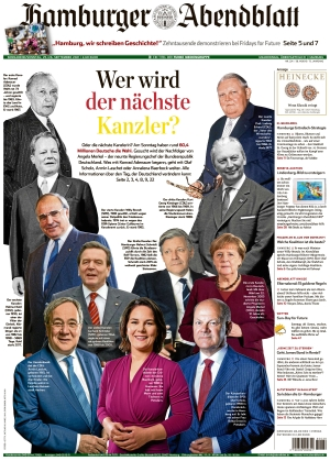 Hamburger Abendblatt (25.09.2021)