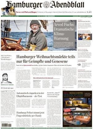Hamburger Abendblatt (15.10.2021)
