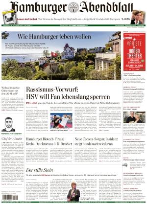 Hamburger Abendblatt (19.10.2021)