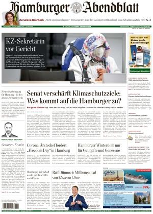 Hamburger Abendblatt (20.10.2021)