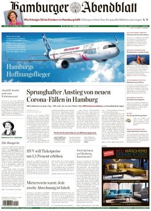 Hamburger Abendblatt (22.10.2021)