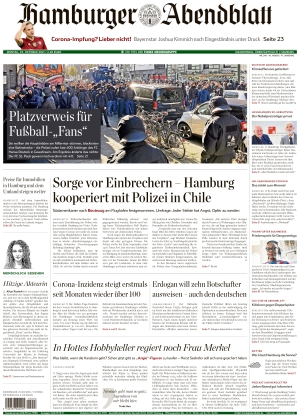 Hamburger Abendblatt (25.10.2021)
