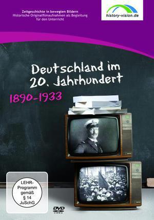 Deutschland im 20. Jahrhundert, 1890-1933