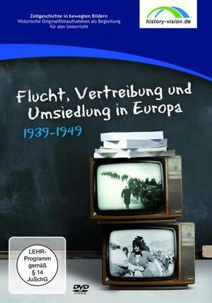 Flucht, Vertreibung und Umsiedlung in Europa, 1939-1949
