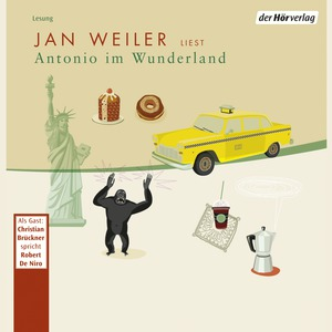 """Jan Weiler liest """"Antonio im Wunderland"""""""