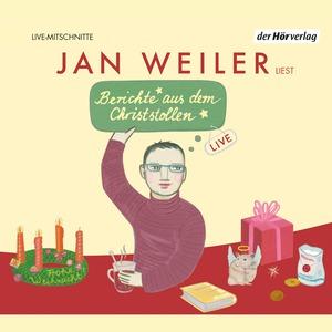 """Jan Weiler liest """"Berichte aus dem Christstollen"""""""