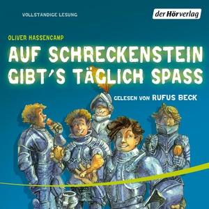 """Rufus Beck liest """"Auf Schreckenstein gibt's täglich Spaß von Oliver Hassencamp"""""""