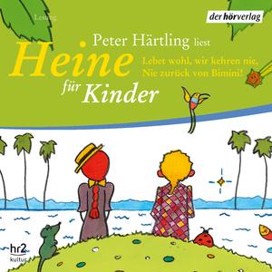 """Peter Härtling liest """"Heine für Kinder"""""""