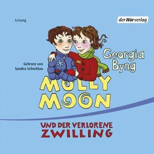 Molly Moon und der verlorene Zwilling