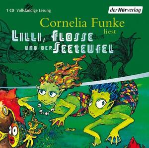 """Cornelia Funke liest """"Lilli, Flosse und der Seeteufel"""""""
