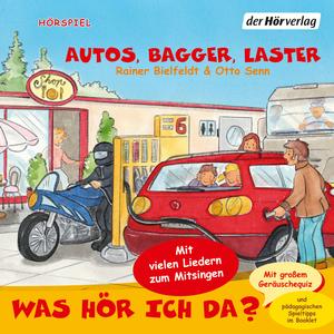 Was hör ich da? - Autos, Bagger, Laster