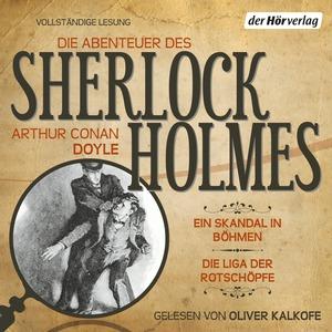 Die Abenteuer des Sherlock Holmes - Ein Skandal in Böhmen - Die Liga der Rotschöpfe