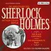Die Abenteuer des Sherlock Holmes - Der blaue Karfunkel - Das gesprenkelte Band