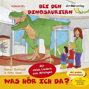 Was hör ich da? - Bei den Dinosauriern