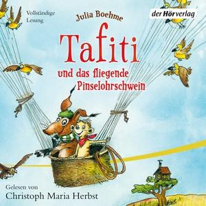 Tafiti und das fliegende Pinselohrschwein