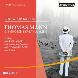 """Gert Westphal liest Thomas Mann """"Die großen Erzählungen"""""""