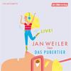 "Vergrößerte Darstellung Cover: Jan Weiler liest ""Das Pubertier"". Externe Website (neues Fenster)"