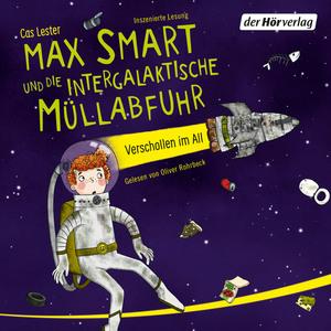 Max Smart und die intergalaktische Müllabfuhr - Verschollen im All