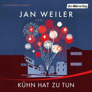 """Jan Weiler liest """"Kühn hat zu tun"""""""