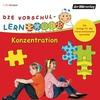 Die Vorschul-Lernraupe - Konzentration