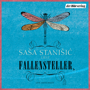 "Sasa Stanisic liest ""Fallensteller"""