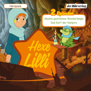 Hexe Lilli - Aladins gestohlene Wunderlampe / Das Dorf der Vampire