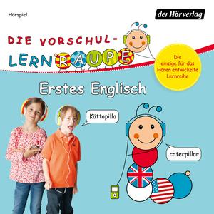 Die Vorschul-Lernraupe - Erstes Englisch