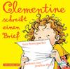 Vergrößerte Darstellung Cover: Clementine schreibt einen Brief. Externe Website (neues Fenster)