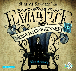 Andrea Sawatzki liest Flavia de Luce, Mord im Gurkenbeet