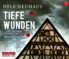 Vergrößerte Darstellung Cover: Tiefe Wunden. Externe Website (neues Fenster)