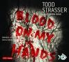Vergrößerte Darstellung Cover: Blood on my hands. Externe Website (neues Fenster)