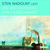 """Sten Nadolny liest """"Die Entdeckung der Langsamkeit"""""""