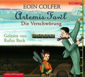 Artemis Fowl - Die Verschwörung