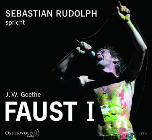 Sebastian Rudolph spricht J. W. Goethe, Faust I