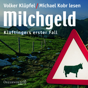 """Volker Klüpfel, Michael Kobr lesen """"Milchgeld"""""""