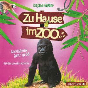 Zu Hause im Zoo - Gorillababy ganz groß