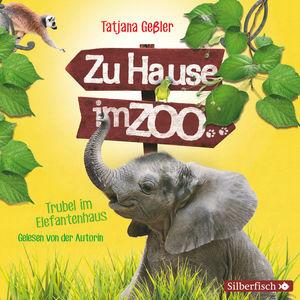 Zu Hause im Zoo - Trubel im Elefantenhaus