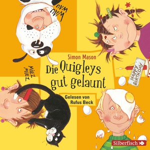 Die Quigleys gut gelaunt