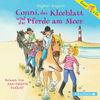 Vergrößerte Darstellung Cover: Conni, das Kleeblatt und die Pferde am Meer. Externe Website (neues Fenster)