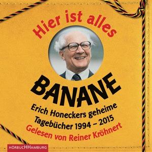 Hier ist alles Banane